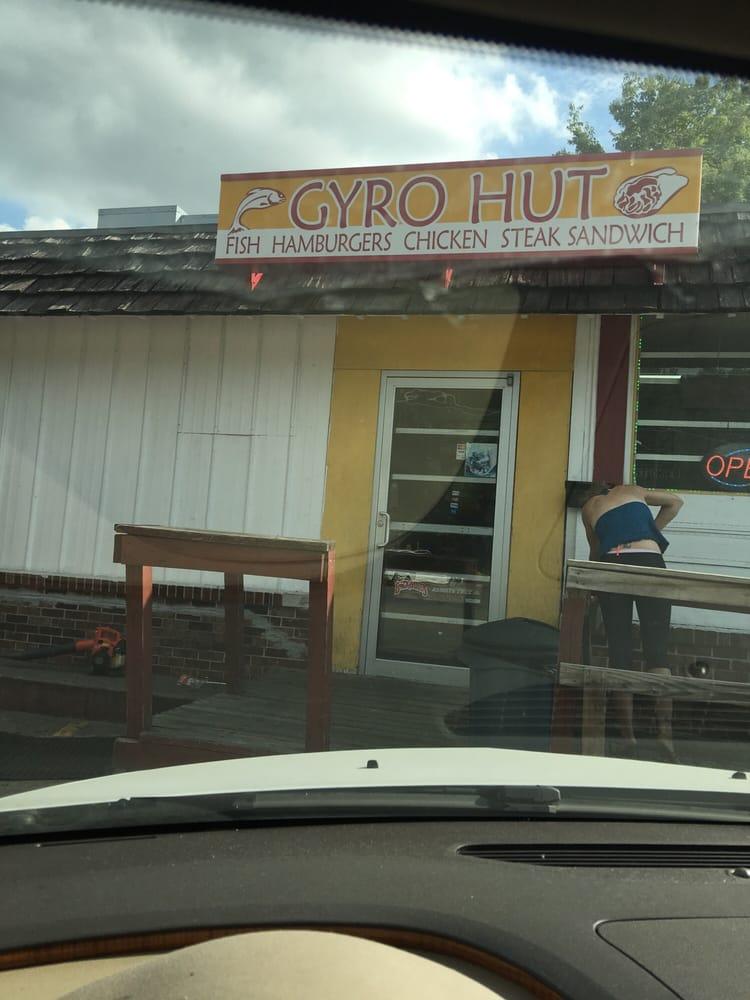 Gyro Hut: 1455 Mount Vernon Rd SE, Cedar Rapids, IA