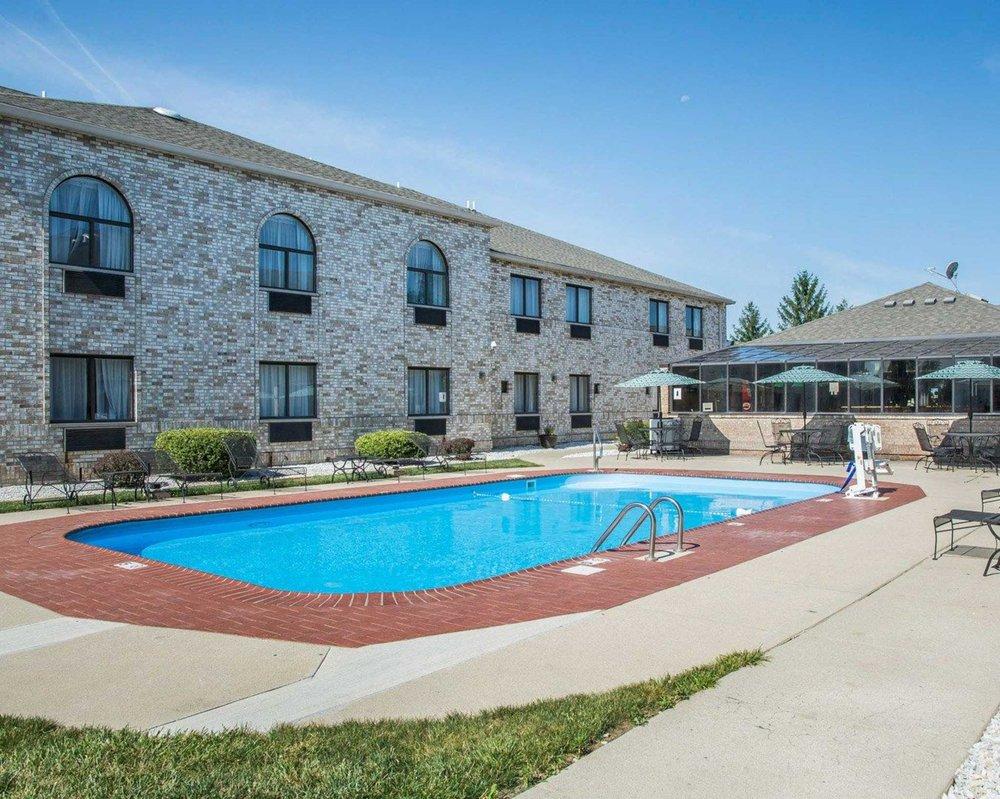 Comfort Inn: 260 Northview, Bellefontaine, OH