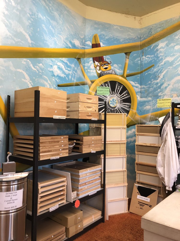 Sacramento Beekeeping Supplies 93 Photos 132 Avis Maison