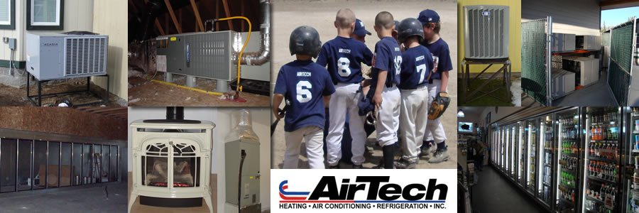 Air Tech: 52322 Glenwood Dr, La Pine, OR