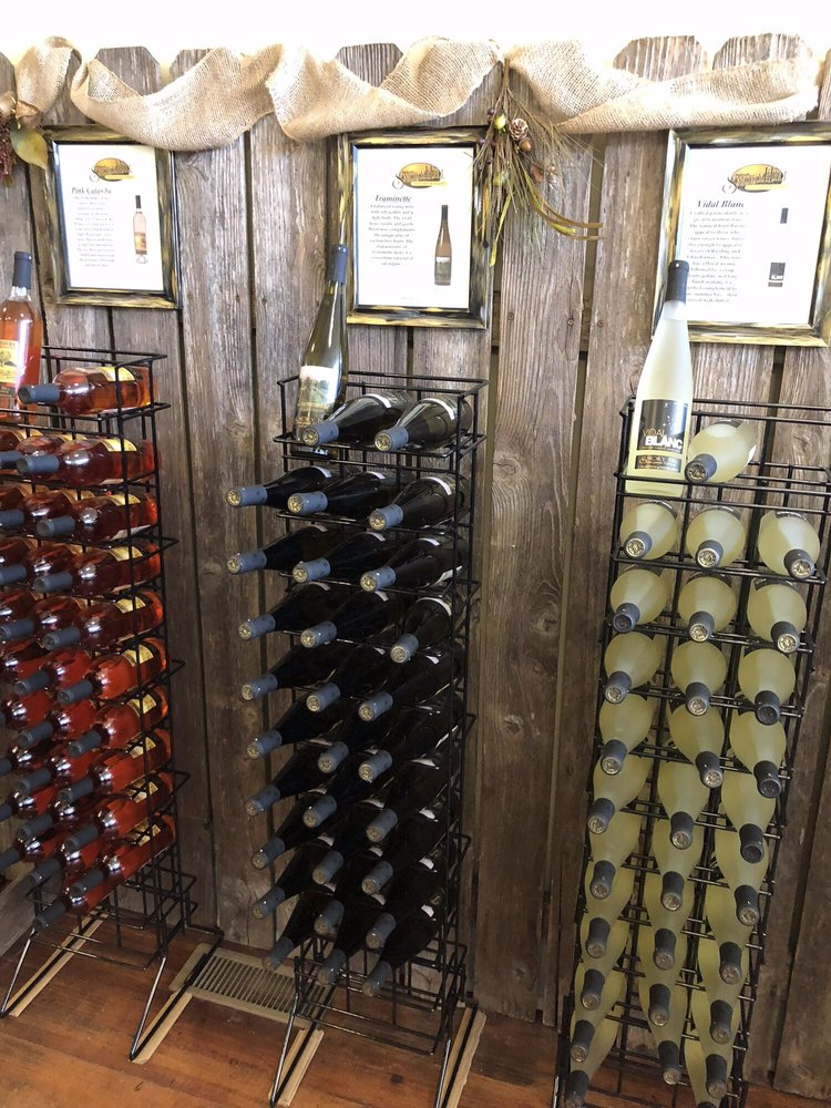 Smoky Hill Winery - Under the Cork: 110 N Main St, Lindsborg, KS