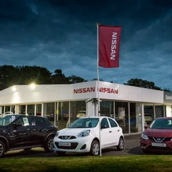 Specialist Cars Nissan Dundee - Get Quote - Car Dealers - Macadam ...