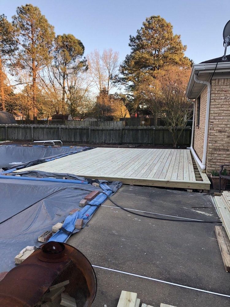 Decks & Docks Lumber Company - Portsmouth: 4387 Portsmouth Blvd, Portsmouth, VA