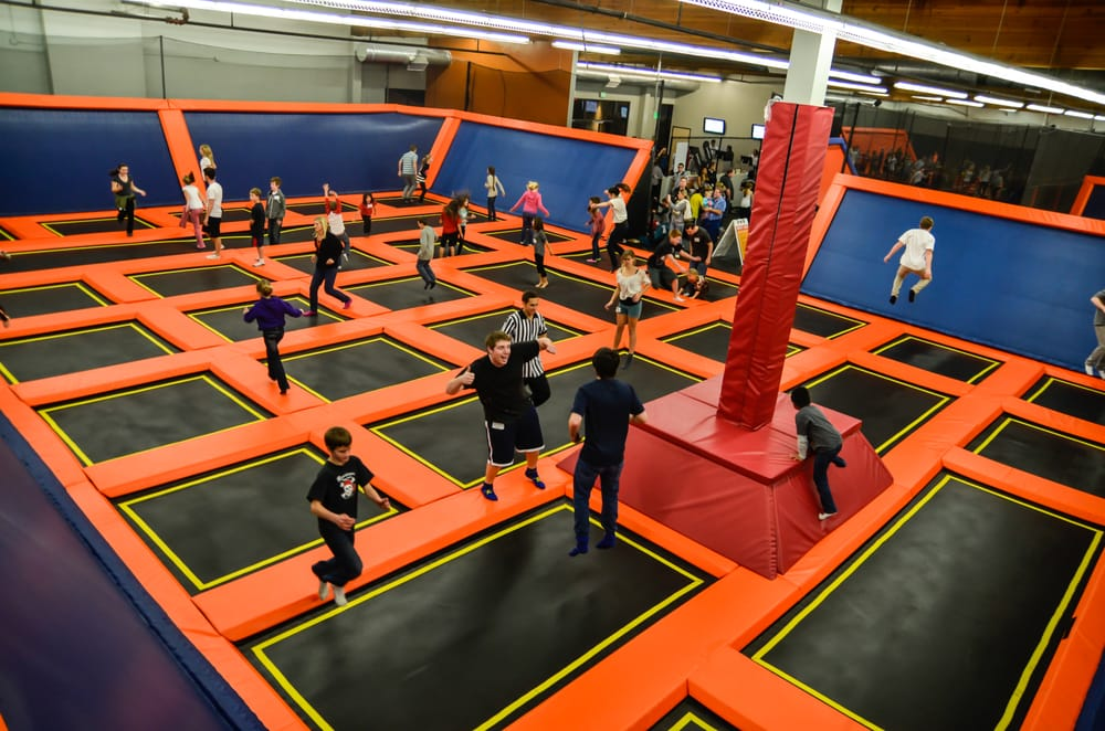 Big Air Trampoline Park