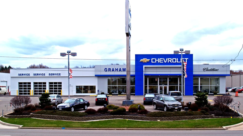 Graham Automall Mansfield >> Graham Chevrolet Cadillac Car Dealers 1515 W 4th St