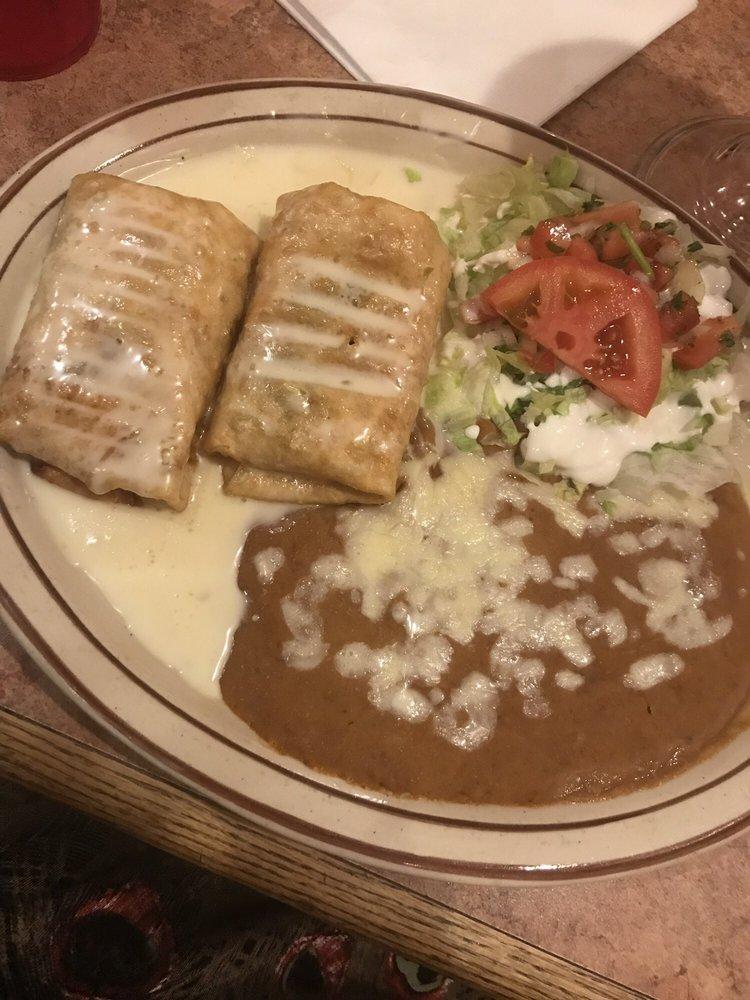 El Charro Mexican Grill: 713 W Main St, Radford, VA