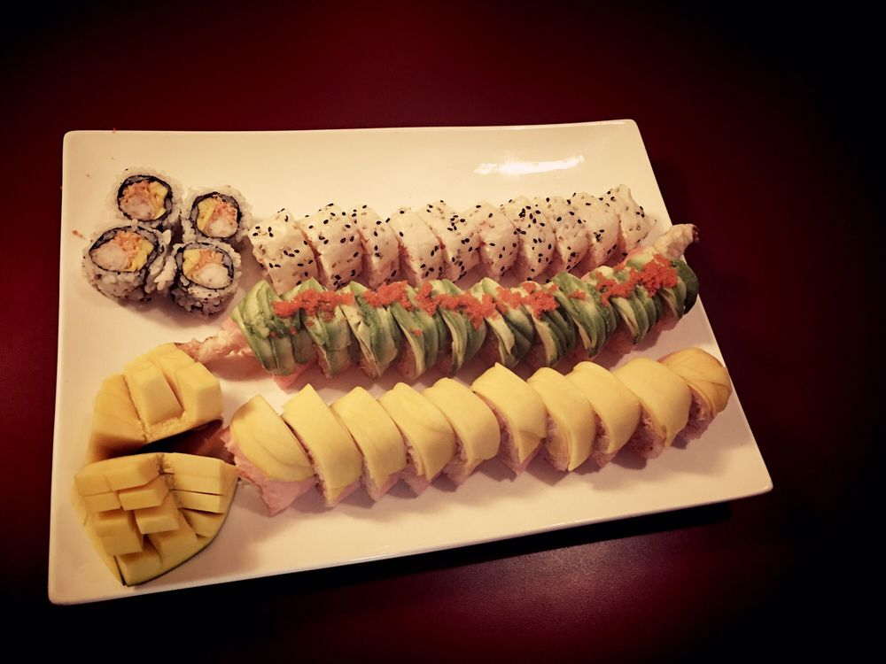 Food from Sushihanna