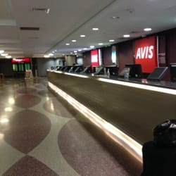 Avis Car Rental Hollywood International Airpirt