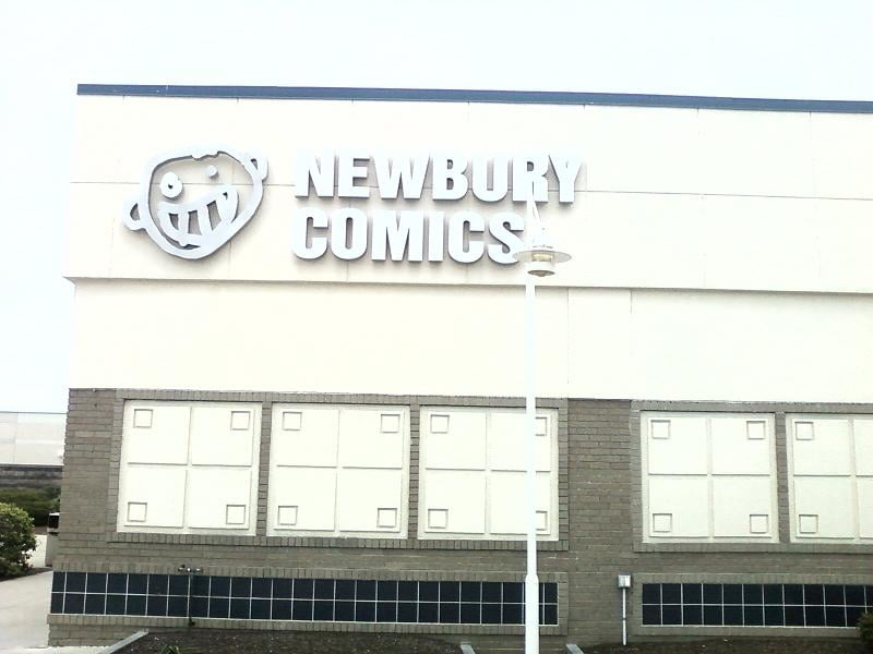 Photo of Newbury Comics: South Portland, ME