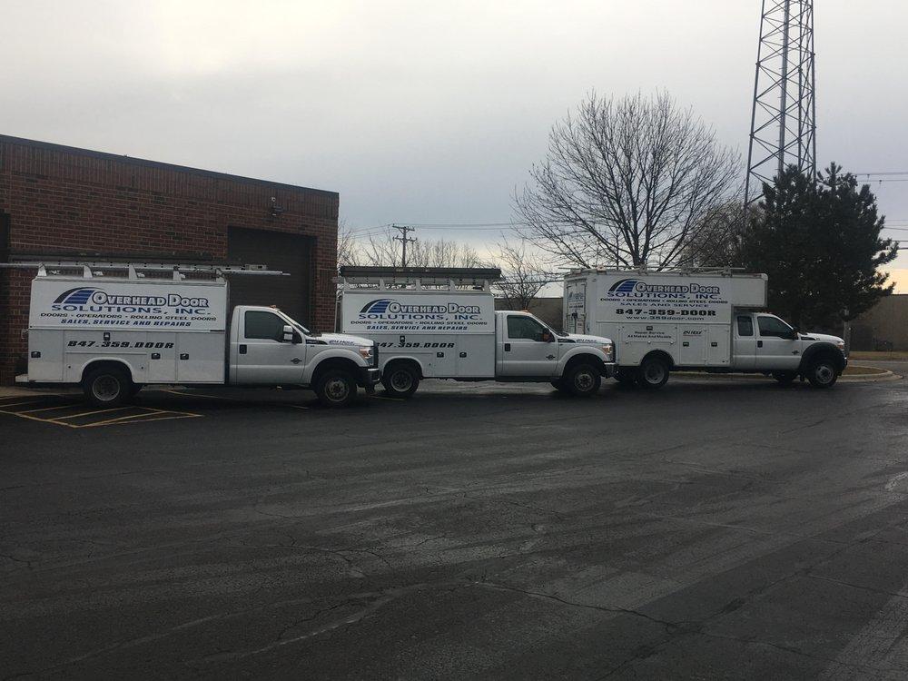 Overhead Door Solutions Inc   Garage Door Services   920 W ...