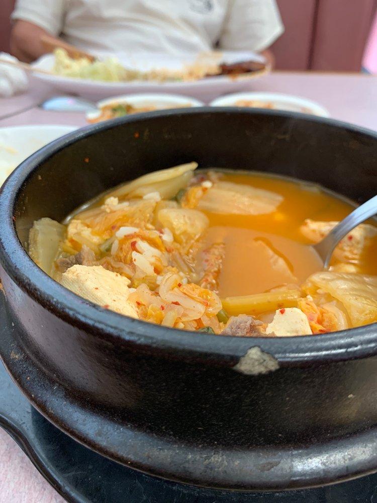 Food from Dong Yang Inn