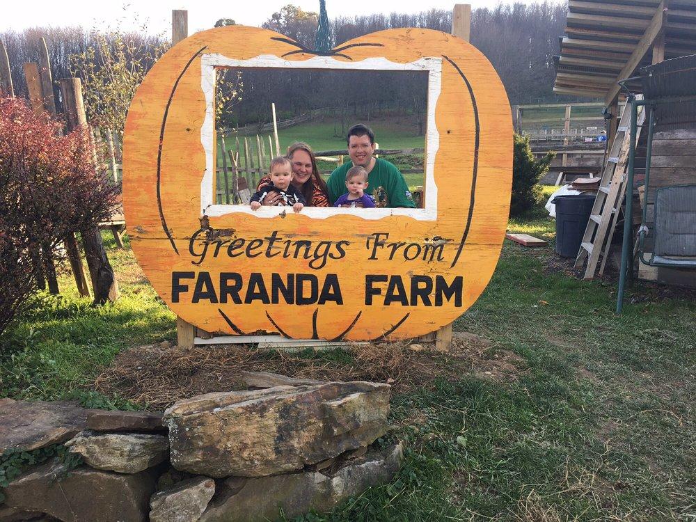 Faranda's Farm: 1171 Penn Ave, Hollsopple, PA