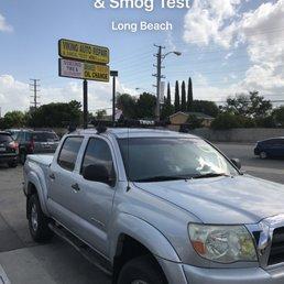 Smog Test In Long Beach Ca