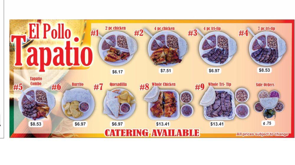 El Pollo Tapatio: 4 Fairfax Rd, Bakersfield, CA