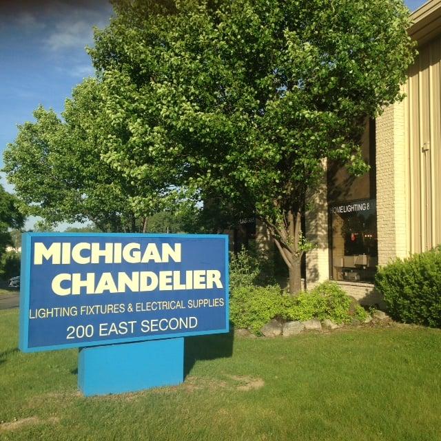 Michigan Chandelier Lighting Fixtures Equipment 200 E 2nd St Downtown Rochester Mi Phone Number Yelp