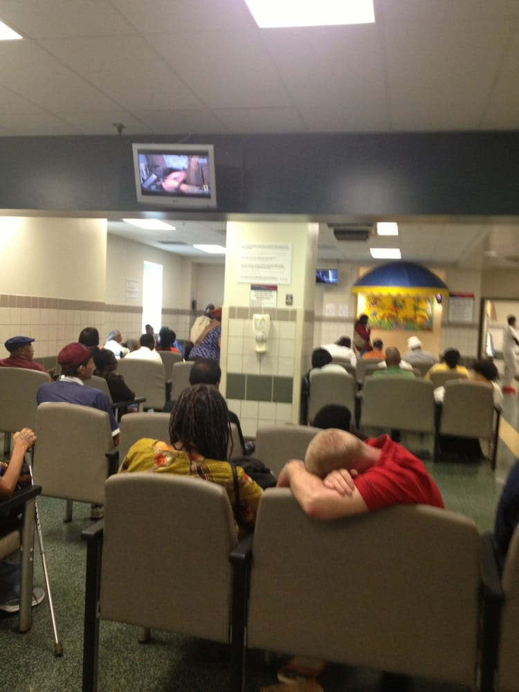 This Is The Emergency Room It Is Full The Nurse Said