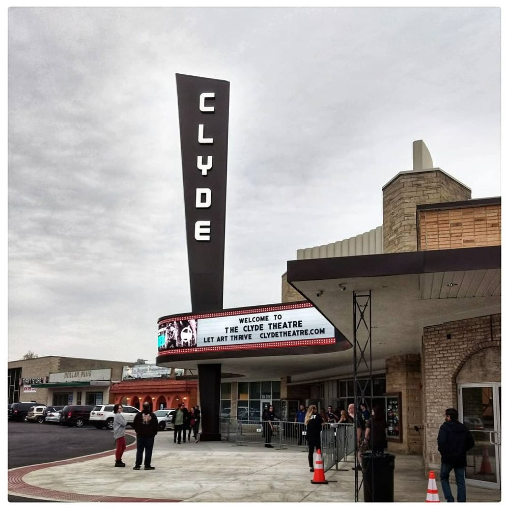 The Clyde Theatre: 1808 Bluffton Rd, Fort Wayne, IN