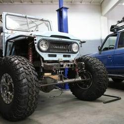 Custom Off Road Fab - Body Shops - 820 Truck Way, Montebello, CA