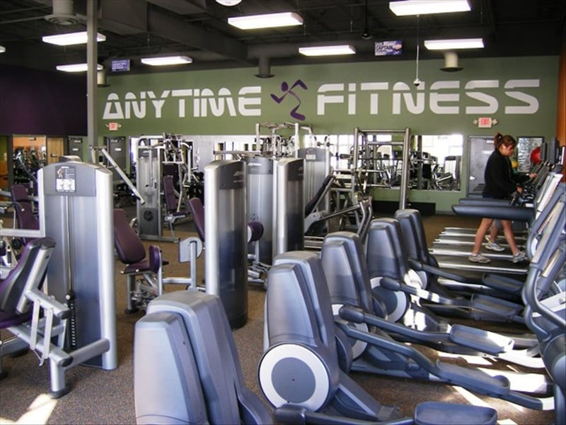 Anytime Fitness: 209 N Macy St, Fond du Lac, WI