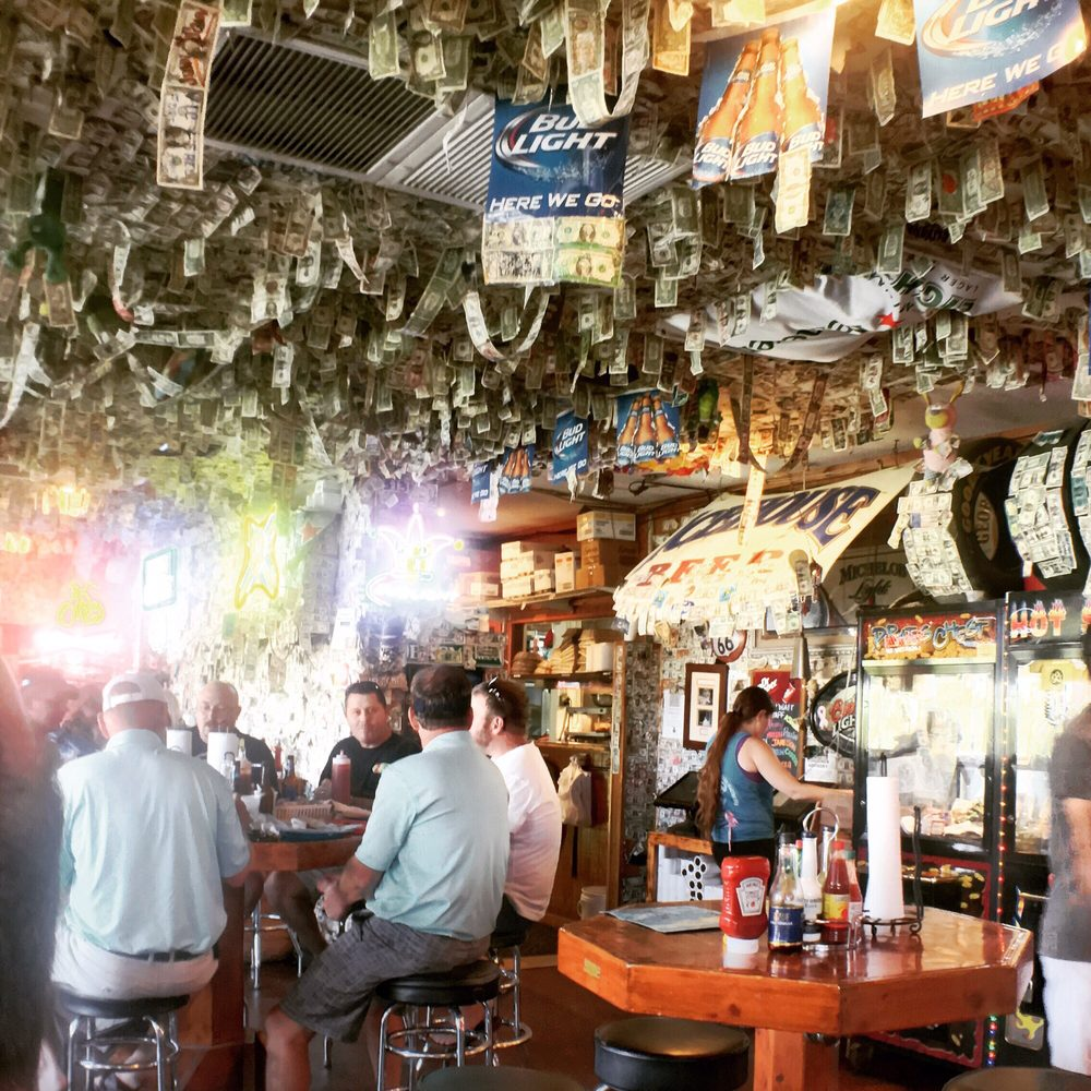 Dusty S Restaurant Panama City Beach