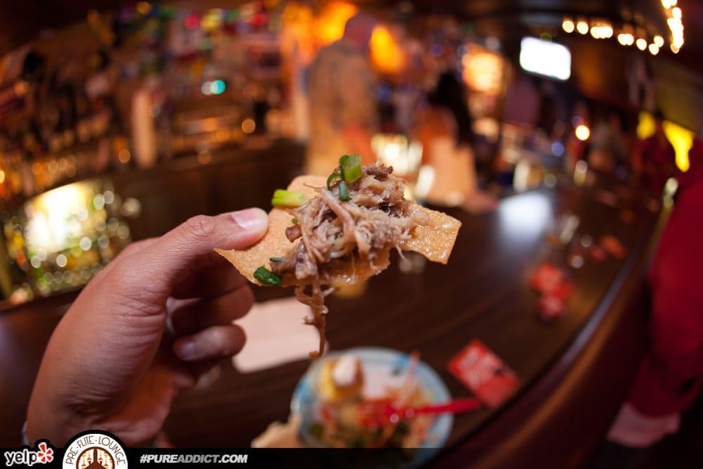 Kalua Pork Won Ton Appetizer Yelp
