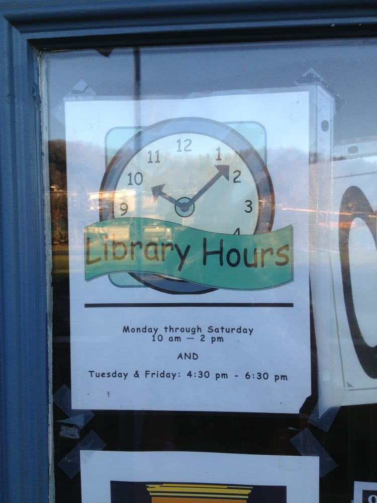 Shenandoah County Library Basye-Orkney Springs: 1382 Resort Dr, Basye, VA