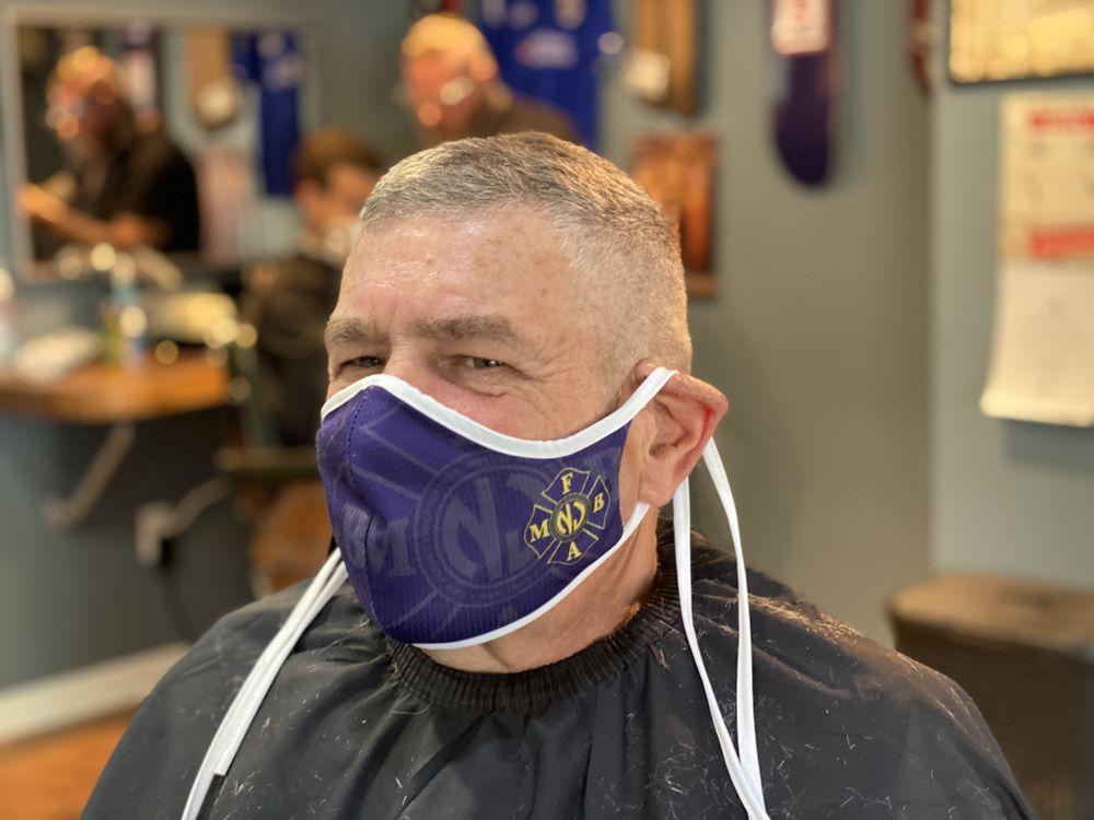 Hold Fast Barber Shop Shave Parlour: 11 Church St, Flemington, NJ