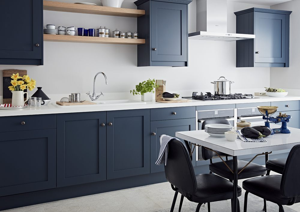 John lewis of hungerford get quote 11 photos kitchen for Oxford kitchen and bath