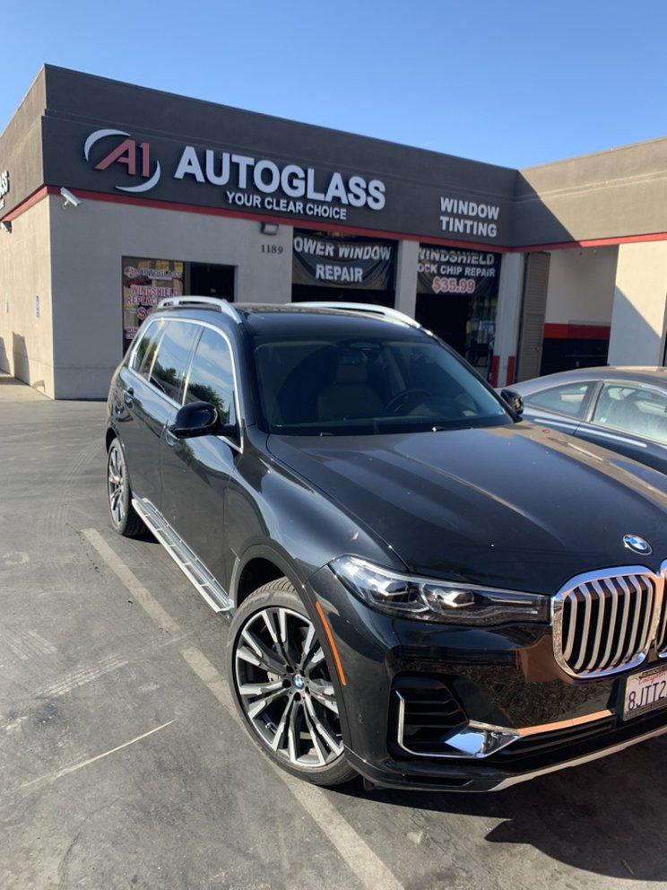 A1 Auto Glass & Window Tinting: 1189 E Main St, El Cajon, CA