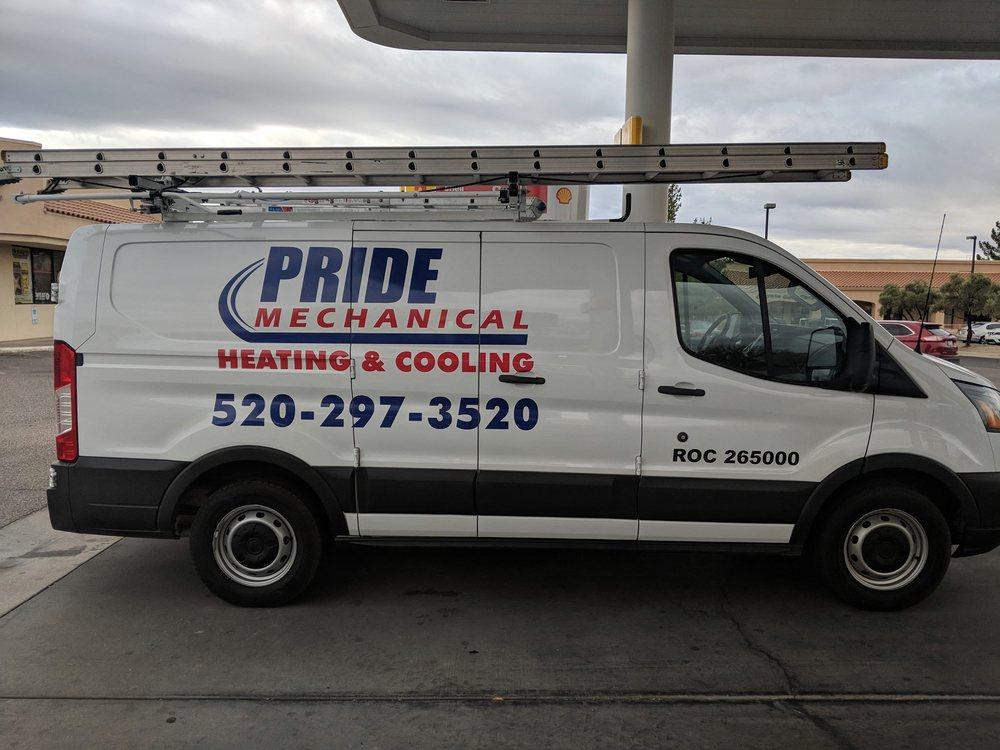 Pride Mechanical, LLC: 16302 N Oracle Rd, Tucson, AZ