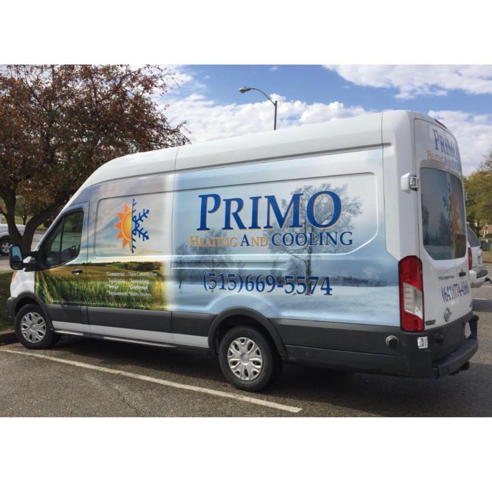Primo Heating And Cooling: 122 S Main St, Chariton, IA