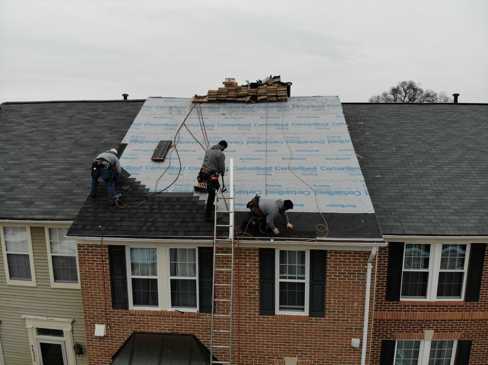 DryHome Roofing & Siding: 45921 Maries Rd, Sterling, VA