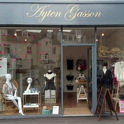 dd1d0dc31a5 Ayten Gasson Lingerie - Lingerie - 32a Bath Street