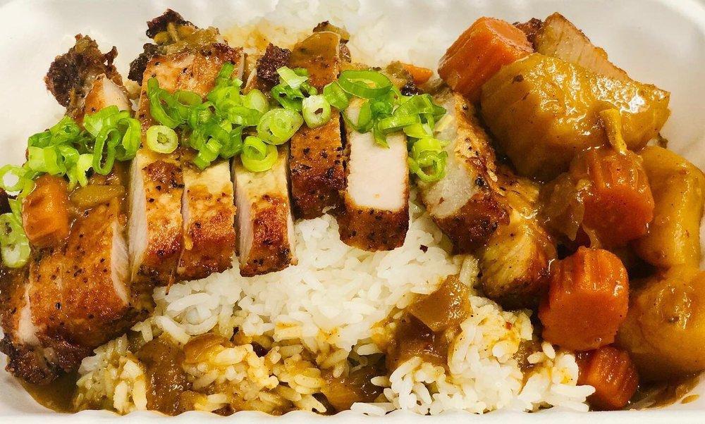 Kaii Asian Street Food: 1080 SE Madison St, Portland, OR