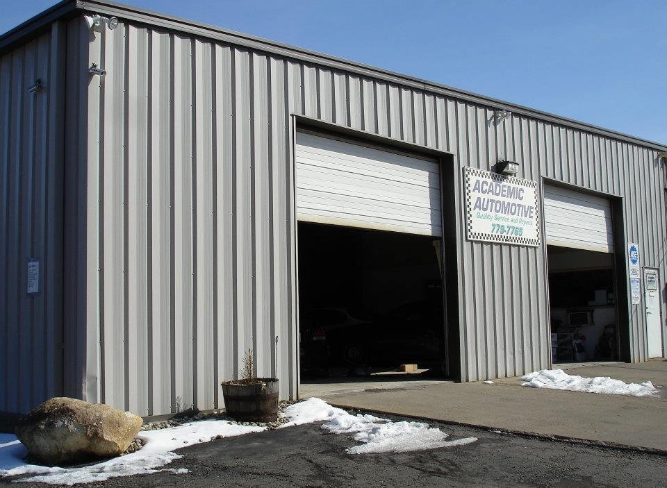 Academic Automotive: 7549 Liberty Ln, Middletown, OH