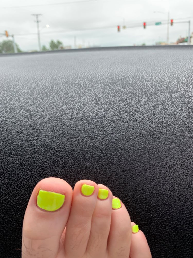 Nails Trix: 5944 S Lewis Ave, Tulsa, OK