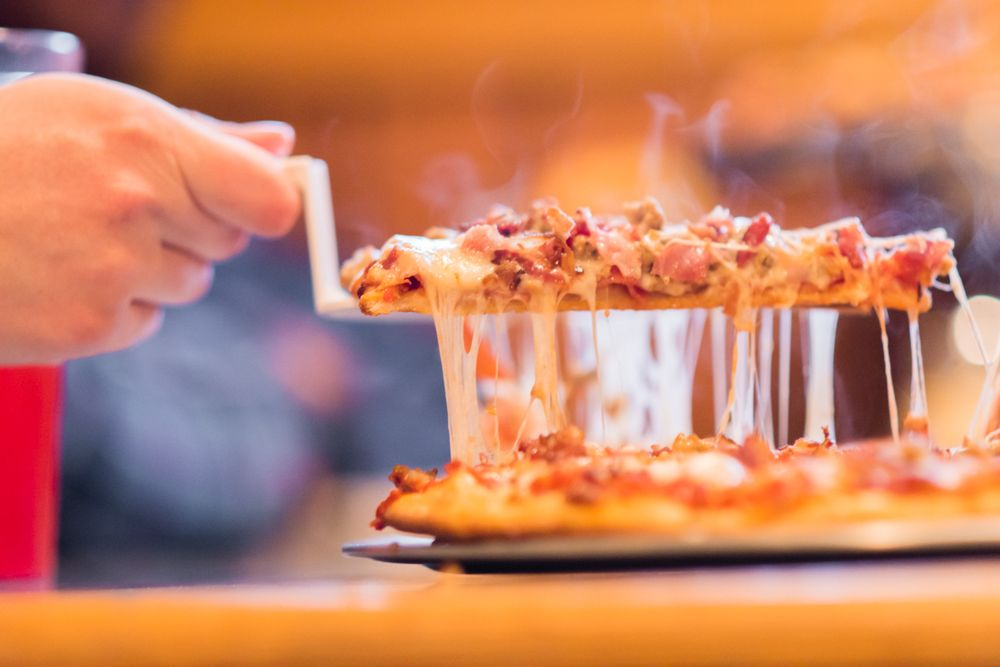 Pizza Pit: W7655 County Rd V, Lake Mills, WI