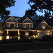 artistic outdoor lighting. hinsdale photo of artistic outdoor lighting lombard il united states
