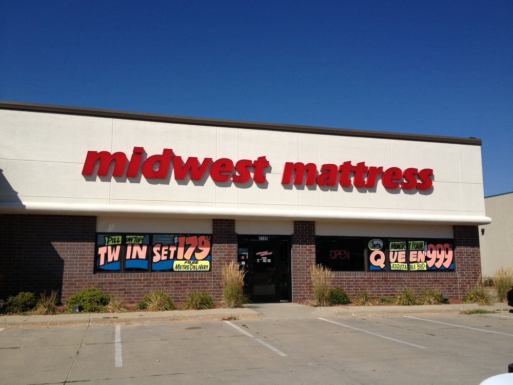 Midwest Mattress: 3128 100th St, Urbandale, IA