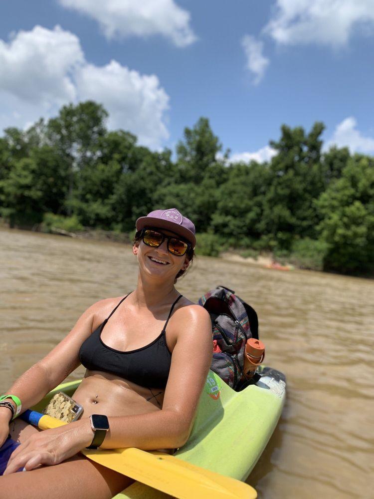 Green Acres Canoe and Kayak Rental: 10465 Suspension Bridge Rd, Harrison, OH
