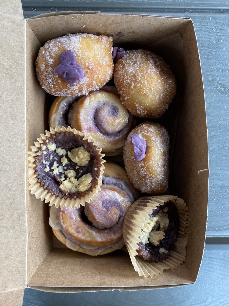 Food from San & Wolves Bakeshop - PopUp