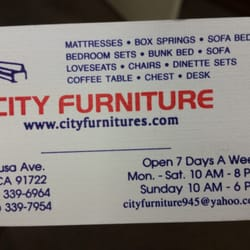 Photo Of City Furniture   Covina, CA, United States