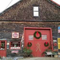 Christmas Barn - Home & Garden - 832 Route 169, Woodstock, CT - Phone Number - Yelp