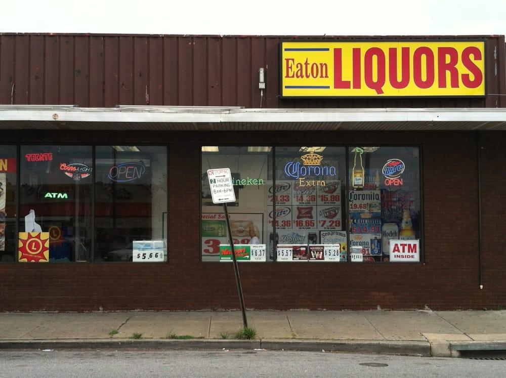Eaton Liquors: 101 S Eaton St, Baltimore, MD