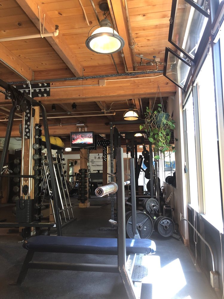 Tahoe Athletic Club: 905 N Lake Blvd, Tahoe City, CA