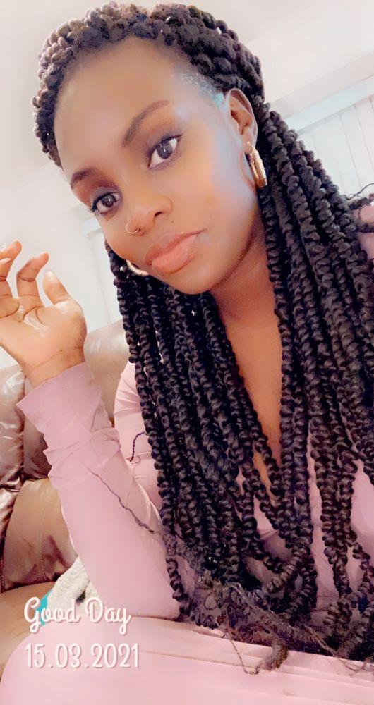 Yaya sister's African hair braiding: 1109 South 5th St, Hartsville, SC