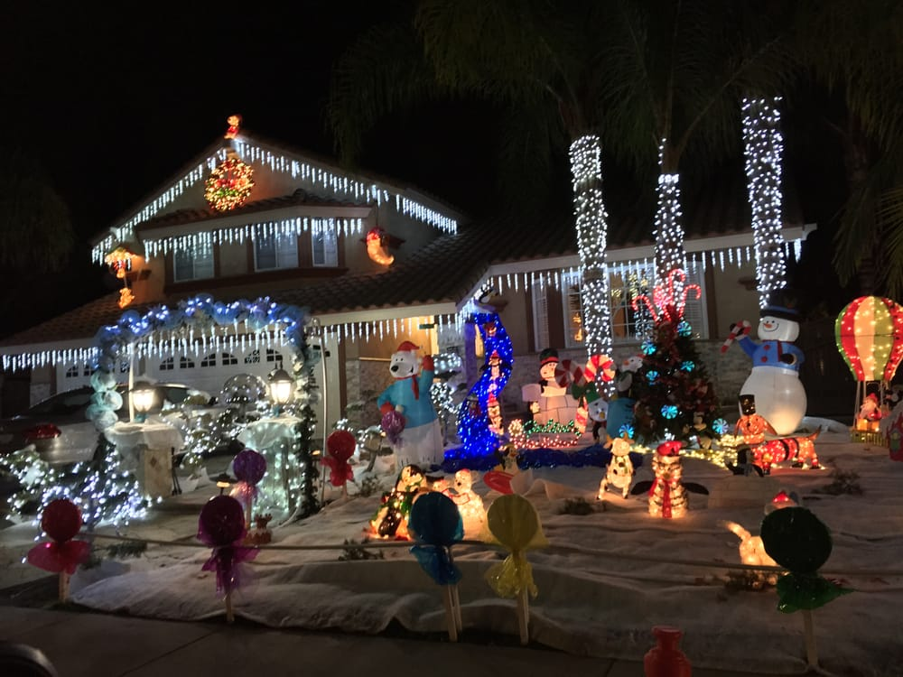 Brea Christmas Lights.7 Christmas Light Displays In Orange County That Will Blow