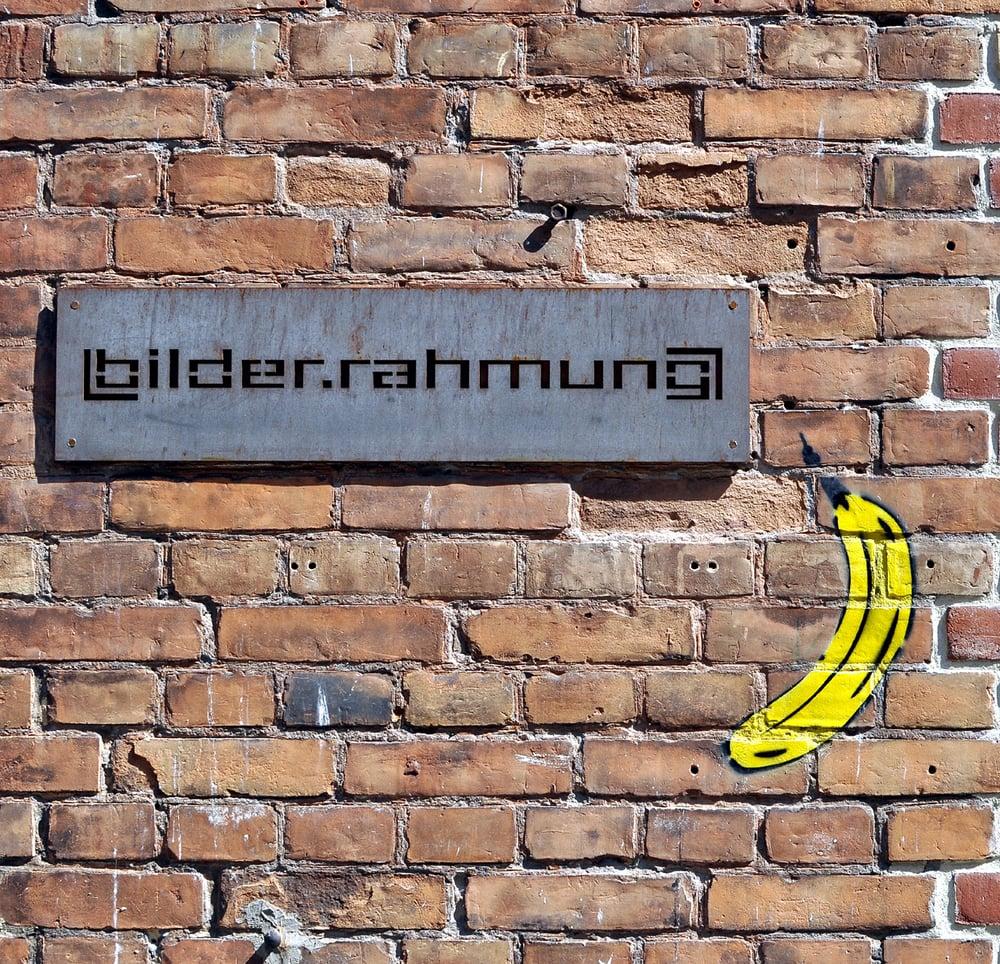 Bilderrahmung Thomas Büchner: Sophienstr.18, Berlin, BE