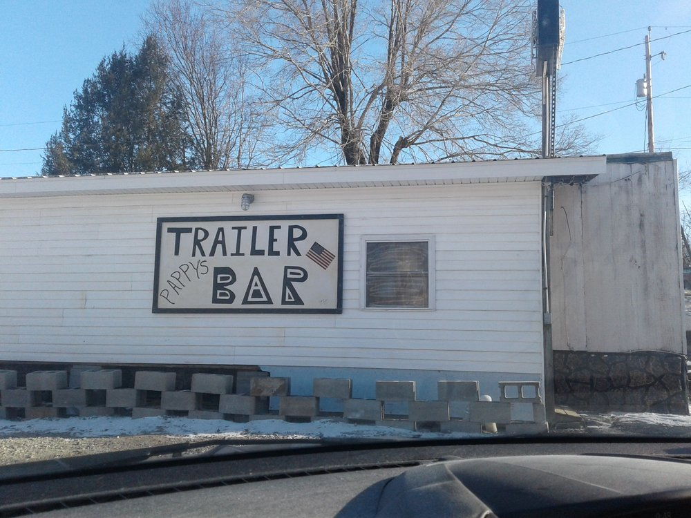 Pappy's Trailer Bar: 3451 County Rte 21, Ripley, WV