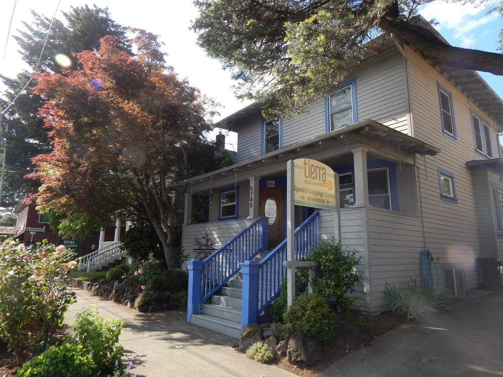 Tierra Educational Center: 5745 NE Glisan St, Portland, OR
